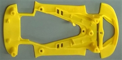 NSR NSR1456 EVO 2 Corvette C6R (Yellow) EXTRALIGHT Chassis for AW, SW or Inline