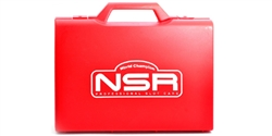 NSR NSR1791 CARRYING CASE w/NSR LOGO w/INTERNAL SPONGE