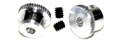 "NSR NSR2004848 2mm Bore Axle ""Stoppers"" - Setscrew Mount - 2 Stoppers / Package"