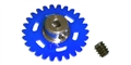 NSR NSR2006430 30T Extra Light SW PLASTIC Axle Gear 17.5mm For 2mm Axle