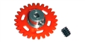 NSR NSR2006431 31T Extra Light SW PLASTIC Axle Gear 17.5mm For 2mm Axle