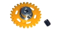 NSR NSR2006434 34T Extra Light SW PLASTIC Axle Gear 17.5mm For 2mm Axle