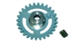 NSR NSR2006628 28T Extra Light AW PLASTIC Axle Gear 16mm For 2mm Axle