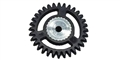 NSR NSR2006632 32T Extra Light AW PLASTIC Axle Gear 16mm For 2mm Axle