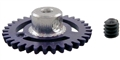 NSR NSR2006633 33T Extra Light AW PLASTIC Axle Gear 16mm For 2mm Axle