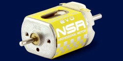 "NSR NSR3042 ""Shark"" EVO 32 32,000 RPM Motor With Holes for locking"