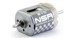 "NSR NSR3046 ""Shark"" EVO 28 28,000 RPM Motor With Holes for locking"