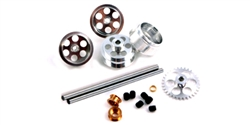 NSR NSR4209 Front & Rear PRO Axle Kit SW NSR Applications