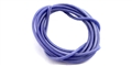 NSR NSR4826 1/24 Size Silicone Lead Wire 2.0mm x 1M BLUE