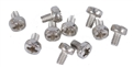 NSR NSR4851 Motor Mounting Screws for Long Can Motors x10