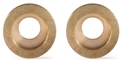 NSR NSR4873 3/32 RACING ECCENTRIC 0,3 MM RACING BUSHINGS (YOU MUST GLUE IT!)  (2)