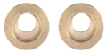 NSR NSR4875 3/32 RACING ECCENTRIC 0,5 MM RACING BUSHINGS (YOU MUST GLUE IT!)  (2)