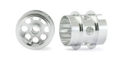 "NSR NSR5026 3/32 ALUM. REAR WHEELS LARGER & DRILLED 13"" DIAMETER AIR SYSTEM  (2 PCS) - FORMULA NSR"