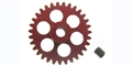 "NSR NSR6031 31 Tooth extra light low friction sidewinder gear for 3/32"" axles - 17.5mm dia."