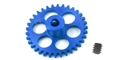NSR NSR6235 3/32 EXTRALIGHT ANGLEWINDER GEAR 35T 17.5mm for NINCO