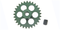 NSR NSR6529 3/32 EXTRALIGHT ANGLEWINDER GEAR 29t for NSR AW CARS dia. 16.8mm