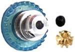NSR NSR6701 Extra light kit 27T inline gear 9T inline pinion