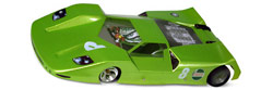 Parma P1037B 1/24 Marcos Mantis RETRO Clear Body