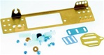 Parma P574 Excaliber 32 - Brass replacement chassis kit for ninco cars
