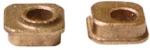 "Parma P626s square ""adjusta-bushings"" for drag chassis for 1/8"" axle"