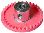 "Parma P70148s King Crown Gear (1/8"" Axle) 48 Pitch x 28 Tooth"