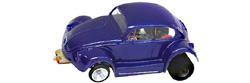 Parma P875C 1/32 Volkswagen Bug Home Set Clear Body