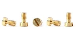Policar PCH05 1/32 F1 Metric Brass Screws M2.2 x 3.8mm