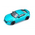 POLICAR PCT01U Subaru BRZ Cyan with Lights