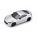 POLICAR PCT01W Subaru BRZ Silver with Lights