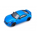 POLICAR PCT01X Subaru BRZ Blue with Lights