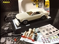 Pioneer PKIT3 Ford 1968 Mustang Notchback White Paint it Yourself