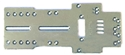 Plafit PL1701B15 Super 24 GT Chassis Main Plate