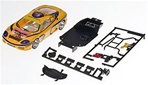 Plafit PL7139EZ 1/32 RTR EZ32 Chassis with Ferrari 360 Challenge Body - Yellow