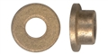 "Plafit PL8242C ""Oilite"" Oil Impregnated Bronze Bushings 3mm x  6mm Flanged"
