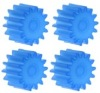 Plafit PL8501E Press-Fit Plastic Pinion Gears - 14 Tooth - 4 Pinions / package