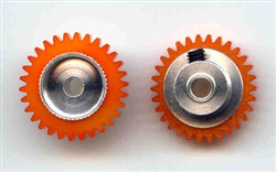 "Plafit PL8542A SPUR Gear for 3mm (0.118"") Axle 30 Tooth"