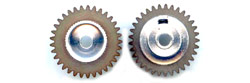 "Plafit PL8542BX SPUR Gear for 3mm (0.118"") Axle 33 Tooth"