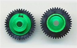 Plafit PL8550D SPUR Gear for 3mm Axle 41 Tooth 0.4mm Module FINE PITCH