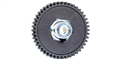 "Professor Motor PMTR1011 Cox 46 Tooth Setscrew Sidewinder (Spur) Gear for 1/8"" Axle"