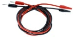 Professor Motor PMTR1025 Set of 2 Power Supply Leads for breaking in motors / cars