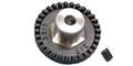 "Professor Motor PMTR1151 33 tooth Cox crown gear for 1/8"" diameter axle - 48 pitch."