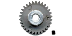 "Professor Motor PMTR1155 35 tooth COBRA spur gear for 1/8"" diameter axle - 48 pitch."