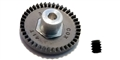 "Professor Motor Generic PMTR1160 Crown Setscrew Axle Gear - 41T 48 pitch for 1/8"" axles"