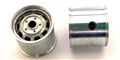 Professor Motor PMTR1215 Porsche 1/24 Die Cast REAR Wheels 3mm Axle