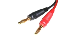 Professor Motor PMTR1410 Gold Plated Banana Plugs Leads - Tire Truers
