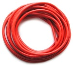Professor Motor PMTR2015 13 Gage Silicone Controller Wire Harness  - Red