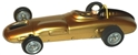 Professor Motor PMTR3513G Reproduction 1960's MPC Offy 60's Indy Roadster 1/24 Painted Body - Gold Color