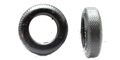 Ortmann PMTR4571 1/32 hand molded tires for Scalextric Vintage F-1 (Vanwall & Maserati 250F), Mrklin Porsche Carrera, Carrera & Ninco 50's F1 cars.