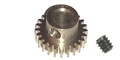 "Professor Motor PMTR9527 Weldun 27 Tooth 64 Pitch Pinion 1/8"" Bore"
