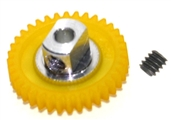 Pro Slot PS-671-36 Bulk Pack Polymer Axle Gear 36T 64P 25 pcs.